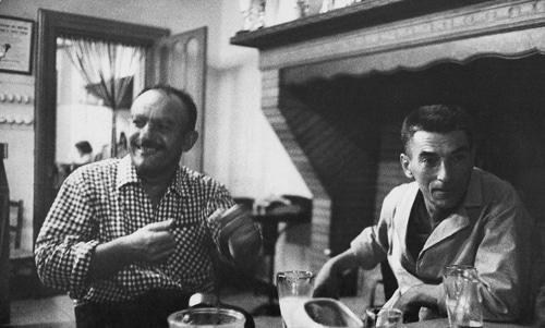 Guy Debédat et Henri Lafargue