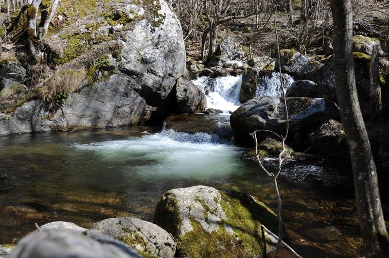 Pyrénées - gorges de la Carenca