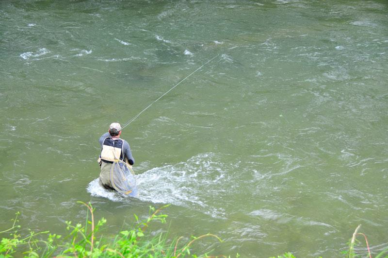 La pêche dans le domaine de Léningrad du prix